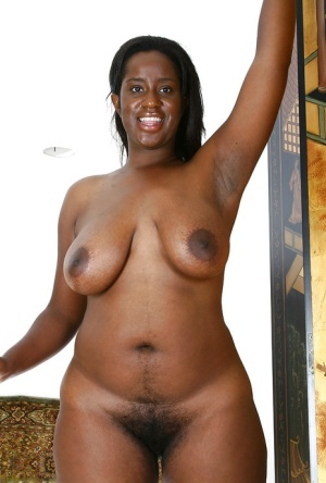 Fat ebony MILF with huge tits Jastar slutty moments of nudity solo