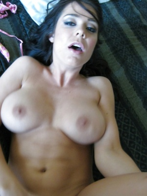Big boobed ex-gf Beverly Hills having her trimmed snatch fucked