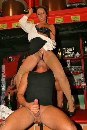 Alluring european sluts getting their cunts pleased at the hardcore sex party